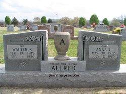 Anna L Allred