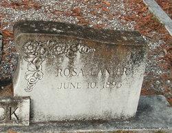 Rosa <i>Lanier</i> Houck