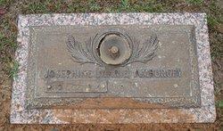 Josephine Marie <i>Glasscock</i> Amburgey