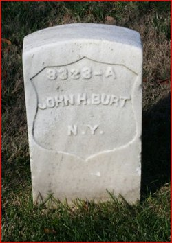 John H Burt