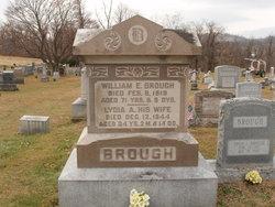 Lydia A Brough