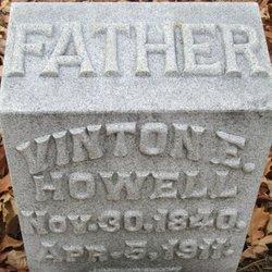 Vinton E Howell