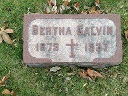 Bertha <i>Sanders</i> Galvin