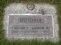 Gertrude Margaret <i>Fischer</i> Brittenham