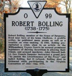 Robert Bolling