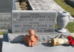Alphe Joseph Bower, Sr