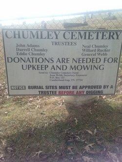Chumley Cemetery #01