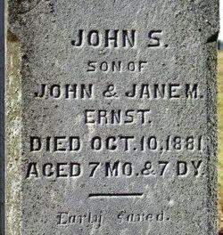 John S Ernst