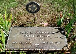 Tom Keena Monahan