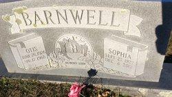 Sophia <i>Vogrin</i> Barnwell