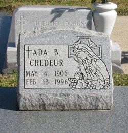 Ada <i>Boullion</i> Credeur