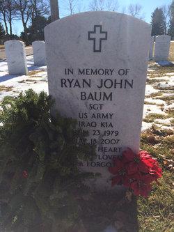 Sgt Ryan John Baum