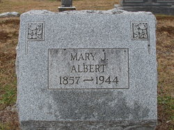 Mary J Albert