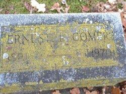 Ernest Leo Comer