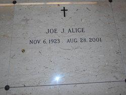 Joe J. Alice