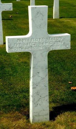 PVT James Floyd Staton