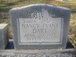 Nancy Evans <i>Dart</i> Combs