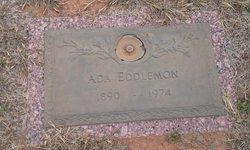 Ada <i>Humble</i> Eddlemon