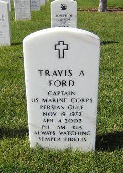 Capt Travis Allen Ford