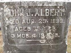 Corp John J. Albert
