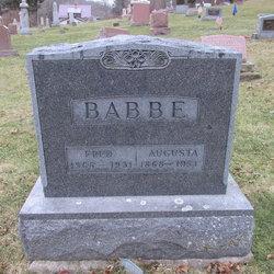 Augusta Babbe