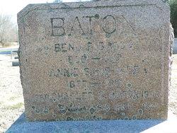 Annie S Baton
