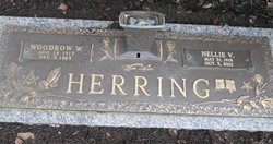 Woodrow Wilson Herring, Sr