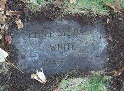 Ethel Merrian <i>Syddall</i> White