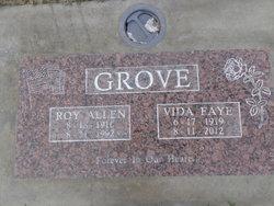 Roy Allen Grove