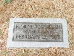 Florine Rosenbush