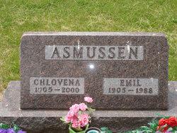 Chlovena Viola <i>Hovelsrud</i> Asmussen