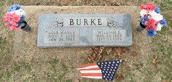 Lois Isabell LeGrutrude <i>Manly</i> Burke