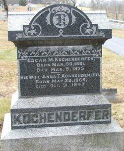 Edgar M. Kochenderfer