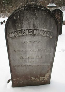 Marcus M. Hall