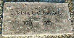 Jemima E. Clemmons