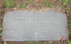 John Zwolinski