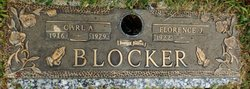 Florence Jane <i>Hinerman</i> Blocker