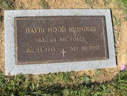 David Hood Bushong
