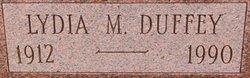 Lydia M <i>Duffey</i> Brinser