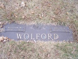 William Marion Wolford