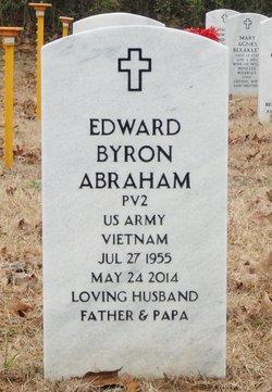 Edward Byron Boosie Abraham, Sr