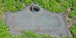 Mary Jane <i>Blanchard</i> Sappington