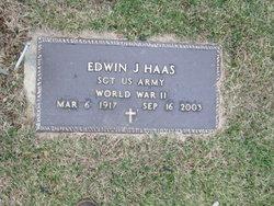 Edwin J. Haas