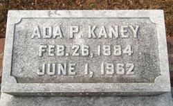 Ada Pauline <i>Redd</i> Kaney