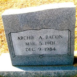 Archie A. Bacon