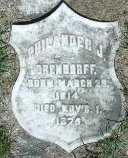 Philander J. Orendorff
