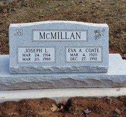 Eva Adeline <i>Coate</i> McMillan