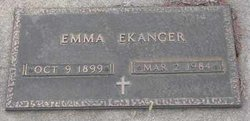Emma <i>Husby</i> Ekanger