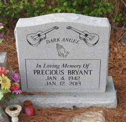 Precious <i>Bussey</i> Bryant