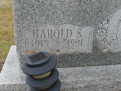 Harold Stanton Davis